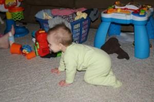 Crawling